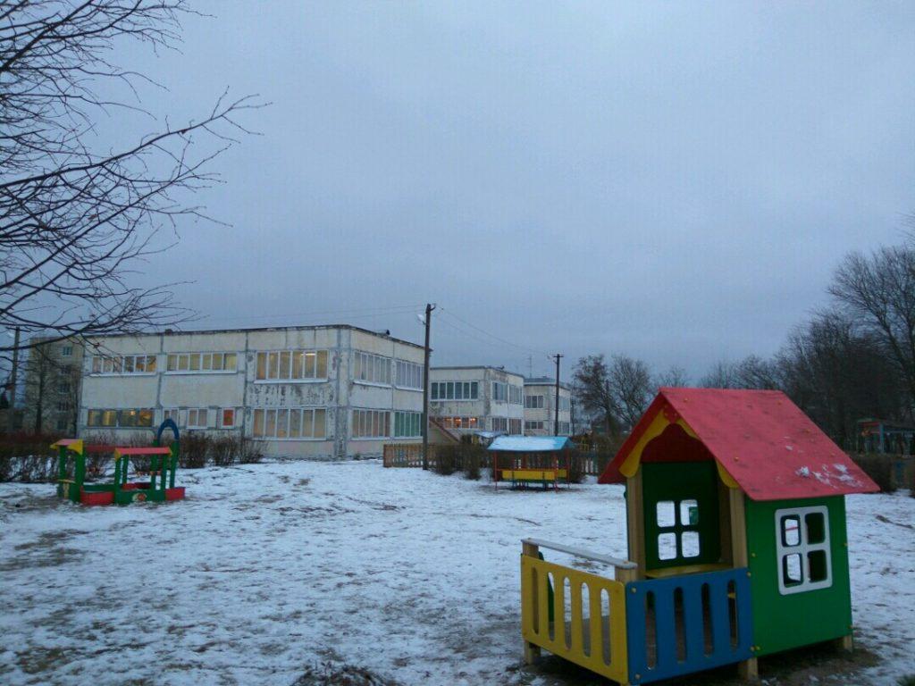 Детский сад в Аннино