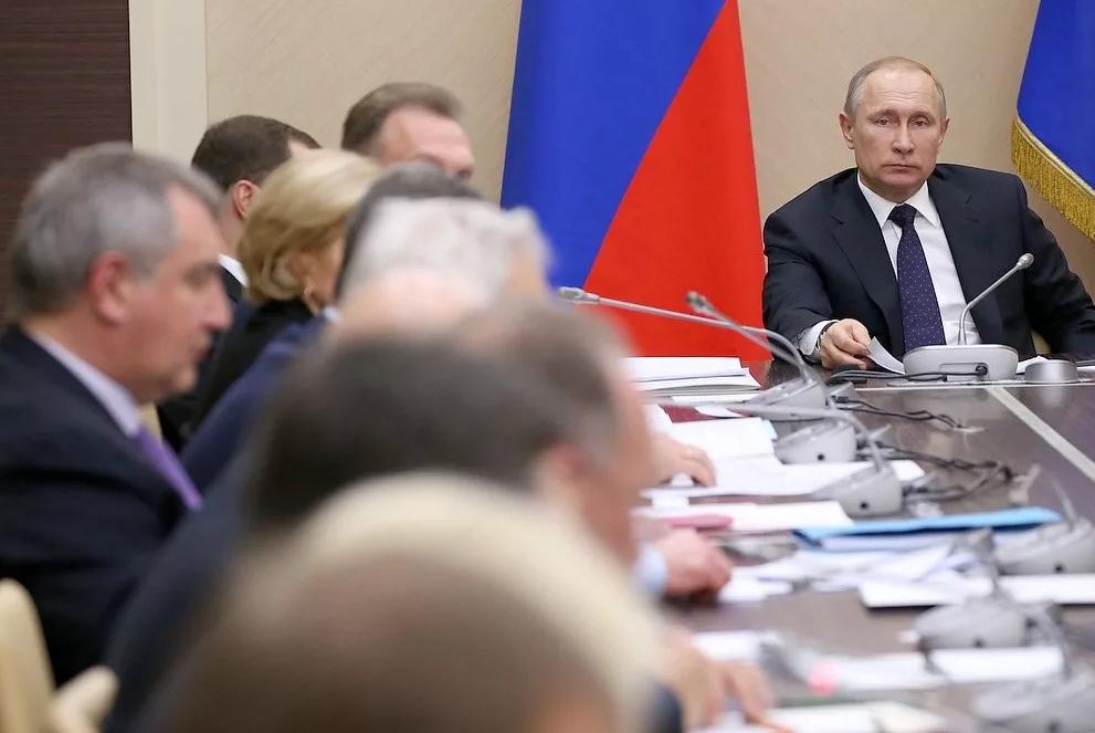 Путин долевое строительство