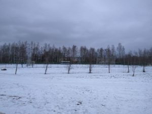 Стадион в Аннино