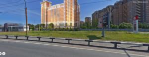 ЖК Суворов посадка дома