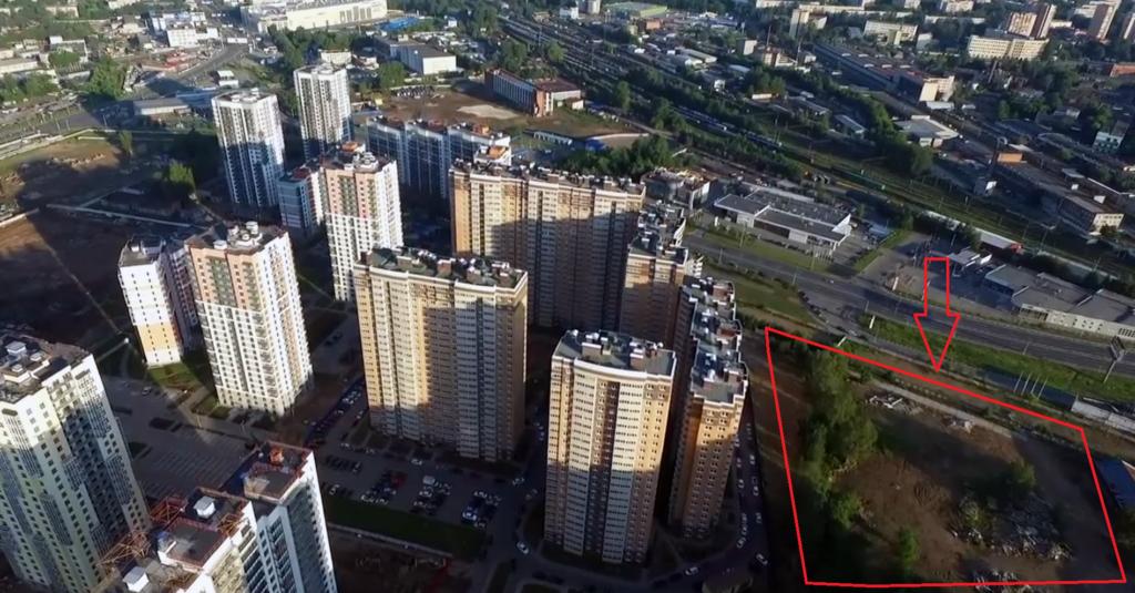 ЖК Суворов расположение