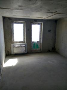 Квартира без отделки от застройщика