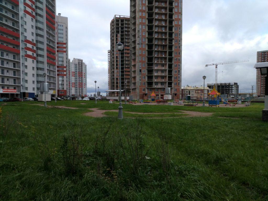 ЖК Ленинский Парк